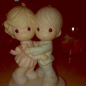 Vintage Huggable Precious moments